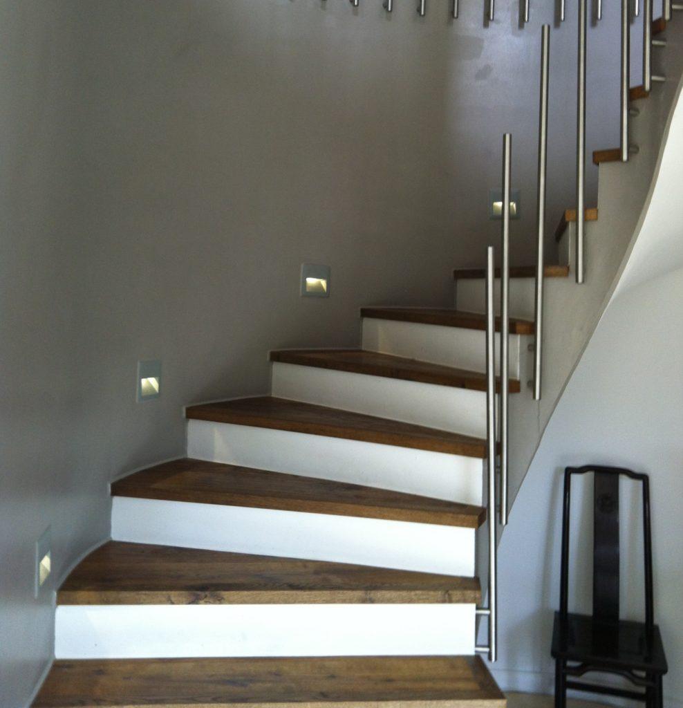 Treppe Aufarbeiten treppen dodt zeitner böden aus holz norderstedt